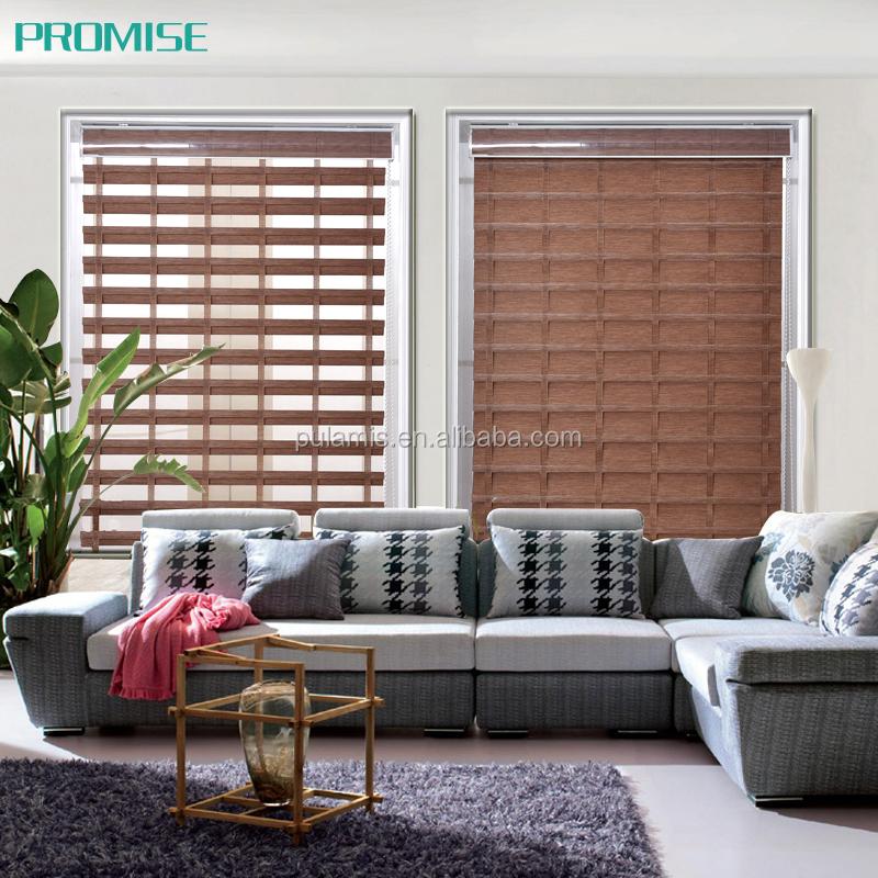 bloqueador solar enrollar cortinas para la sala de estar