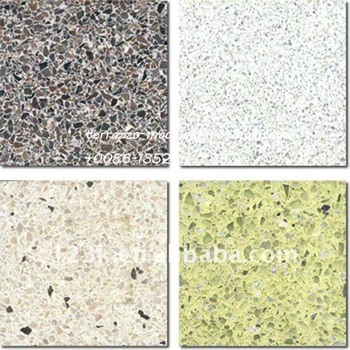 Js Cement Terrazzo Floor Tile Making Machineautomatic Marble - Place and press floor tiles
