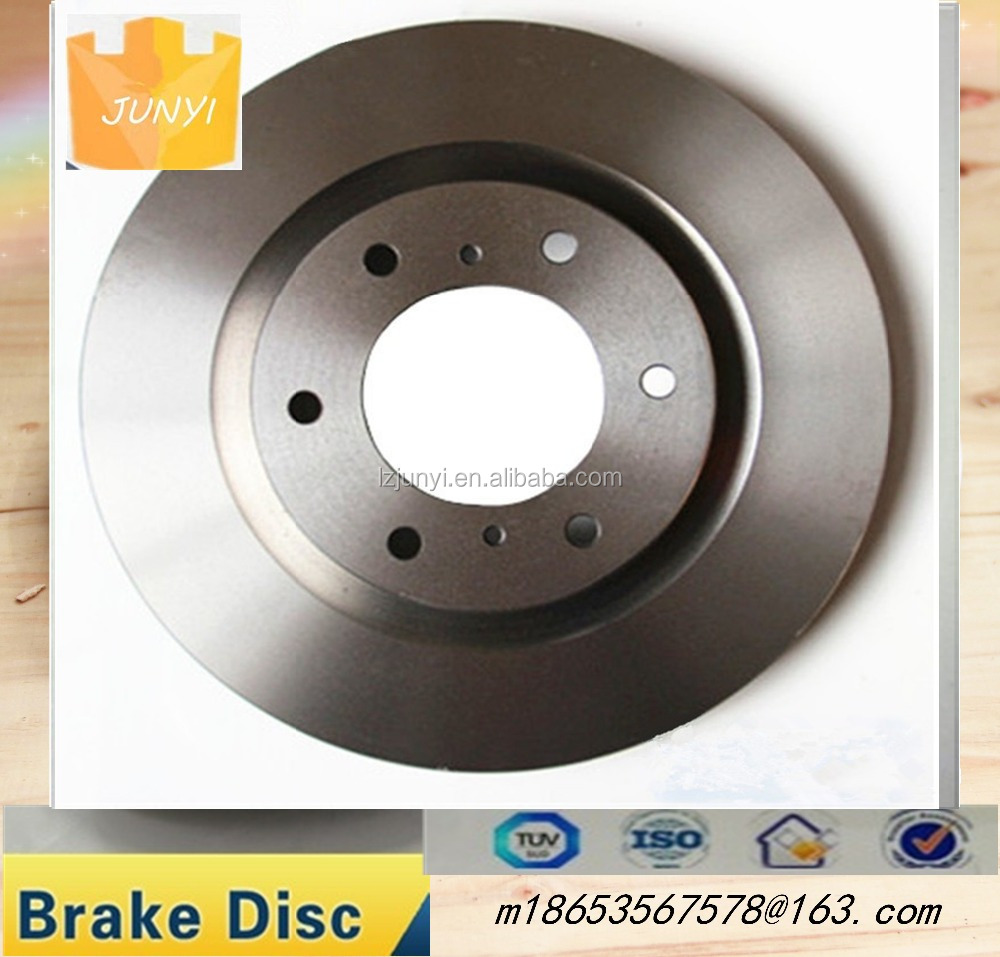Car made in Japan brake parts made of HT-250 cast iron brake plate