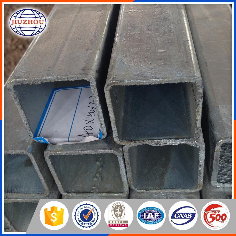 Steel Building Material Api 5l X60 Thin Wall Welded Galvanized Steel Pipe