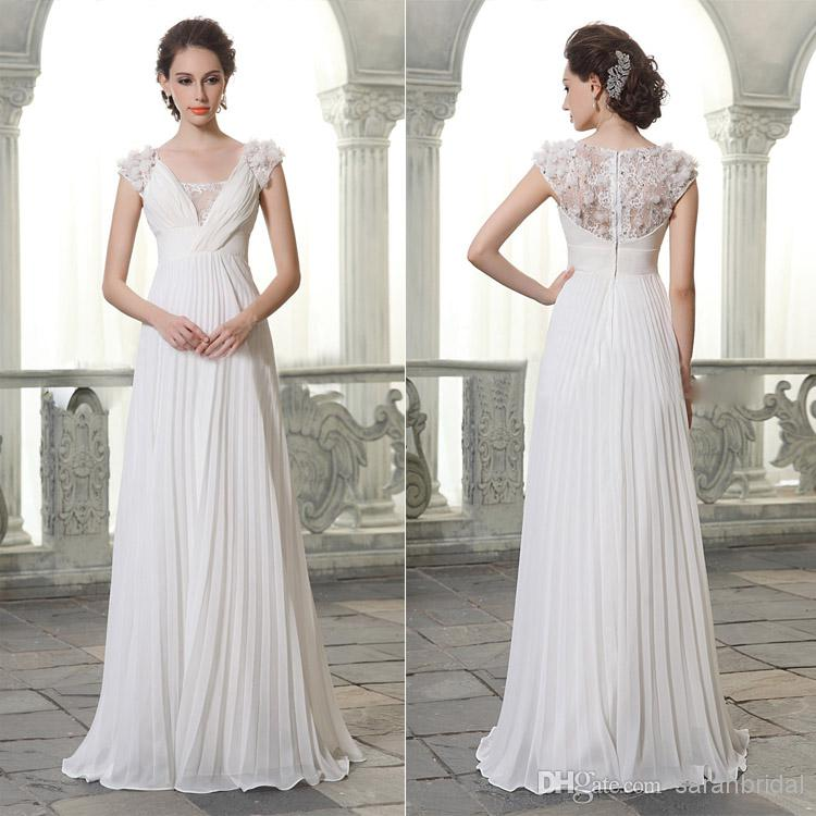 Aliexpress Com Buy New Design Simple But Elegant Short: Elegant Vintage Wedding Dresses