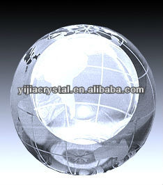 Cheap Clear Glass Crystal Dome Paperweight 3D engraving crystal dome paperweight/glass photo paperweight