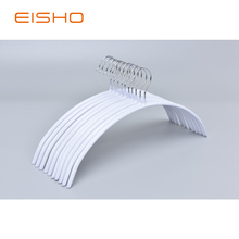 Factory Supplier PVC Coated white Metal Clothes drying Hanger Rack