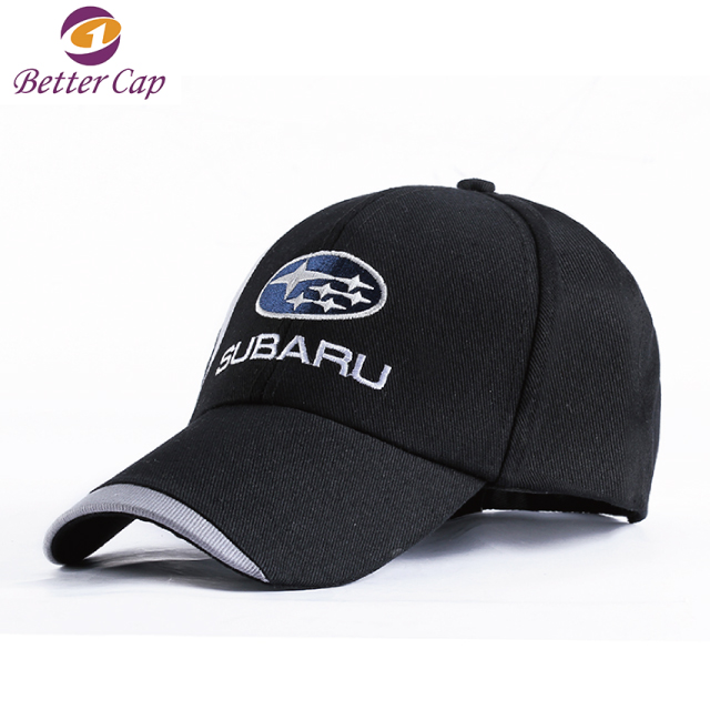 High quality low price factory made Ford car brand logo baseball cap