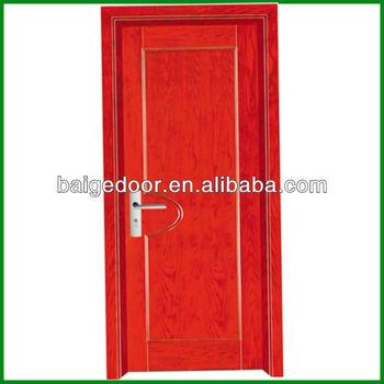 Teak Wood Doors Polish Color Bg W9081