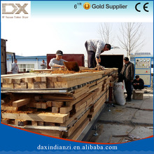 High Frequency vacuum high density hardwood lumber drying machine