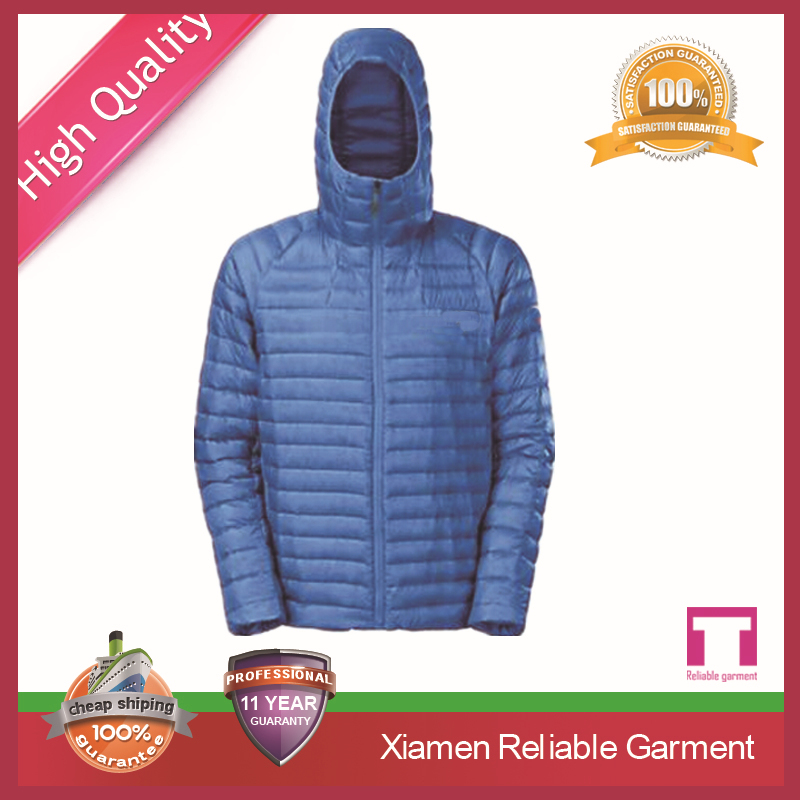 2015 Hot sale foldable down jacket/western down jackets from China