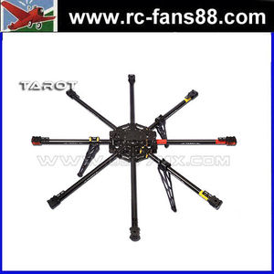 tarot drone New Tarot MAN 1000 FPV Octa-Rotor 8 rotor Axle Aircraft Copter  FPV uav mapping drone