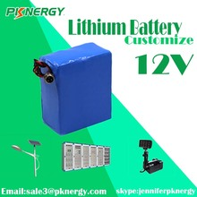 Rechargeable lithium ion 18650 11v 12v 26Ah 42Ah UPS power li-ion battery pack