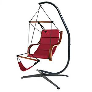 Hammock C Stand Solid Steel Construction Hammock Air Porch Swing Chair New