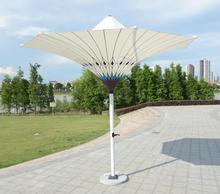 Sungarden Parasol Voet.Buiten Zonnetuin Strand Parasol Zwembad Parasol Delen