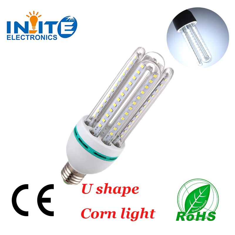 Hot sale 2U 3U 4U E27 B22 indoor bulbs energy saving lamp led corn light