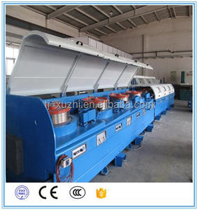 copper wire co2 welding wire drawing machine price