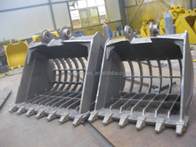 Excavator gridding bucket skeleton bucket SK350 skeleton bucket