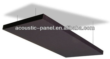 Sound Deadening Absorber Acoustic Panel Lecture Hall Office Color Fabric Suspended Ceiling Buy Colored Suspended Ceiling Tiles Fabric Suspended