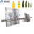 Linear edible sesame oil or mustard oil filling machine for soybean oil filling