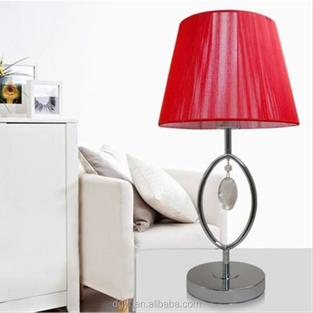 Promocin organza laacutempara sombra compras online de organza 2016 new products fancy drum red pleated organza lamp shades aloadofball Choice Image