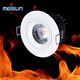 Meisun Fixed 10W Fire Rated IP65 Dimmable LED Downlight 850lm Warm White