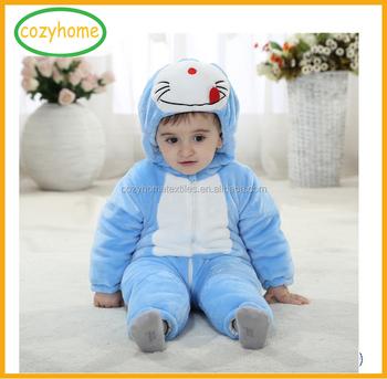 d56fd457756c2 Forme animale Automne et hiver bébé barboteuse combinaison vêtements et  grimper barboteuse bébé rampant service unisexe