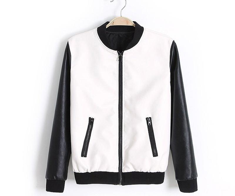 Compra las mujeres chaquetas varsity online al por mayor