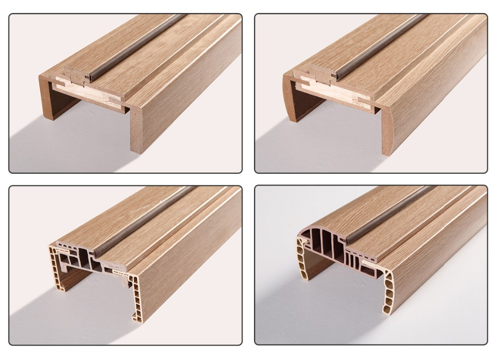 Goldea pvc laminated swing solid wood flush doors buy for Solid core flush door price
