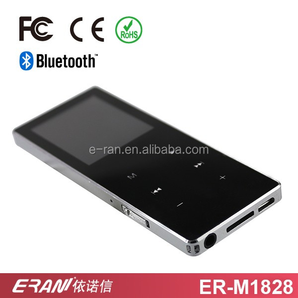 2016 1.8 inch hd mp4 hot video made in china mp4 movies with sd card slot