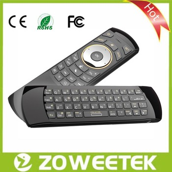 Rii Mini I25 Wireless Keyboard With Air Mouse For Smart Tv