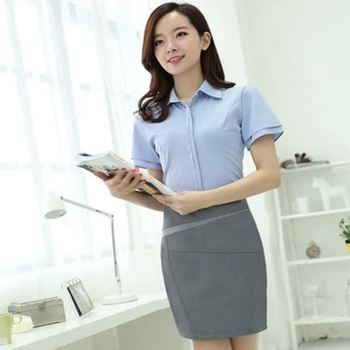 Uniform design for office staff 2014 buy designer for Office uniform design 2014