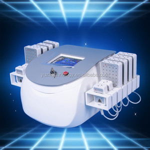cool lipolaser Vacuum/Lipo Laser/Radio Frequency RF/Cavitation Slimming Beauty Machine