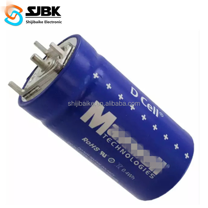 "Original New BCAP0350 E270 T11 (Supercapacitor 350F 2.7V Radial 3.2 mOhm 1500 Hrs 1.311"" Dia ) Electric Double Layer Capacitors"