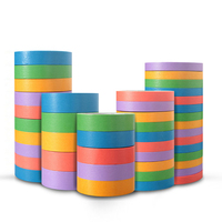 Chinese Style Printed Logo Washi Tape Jumbo Roll