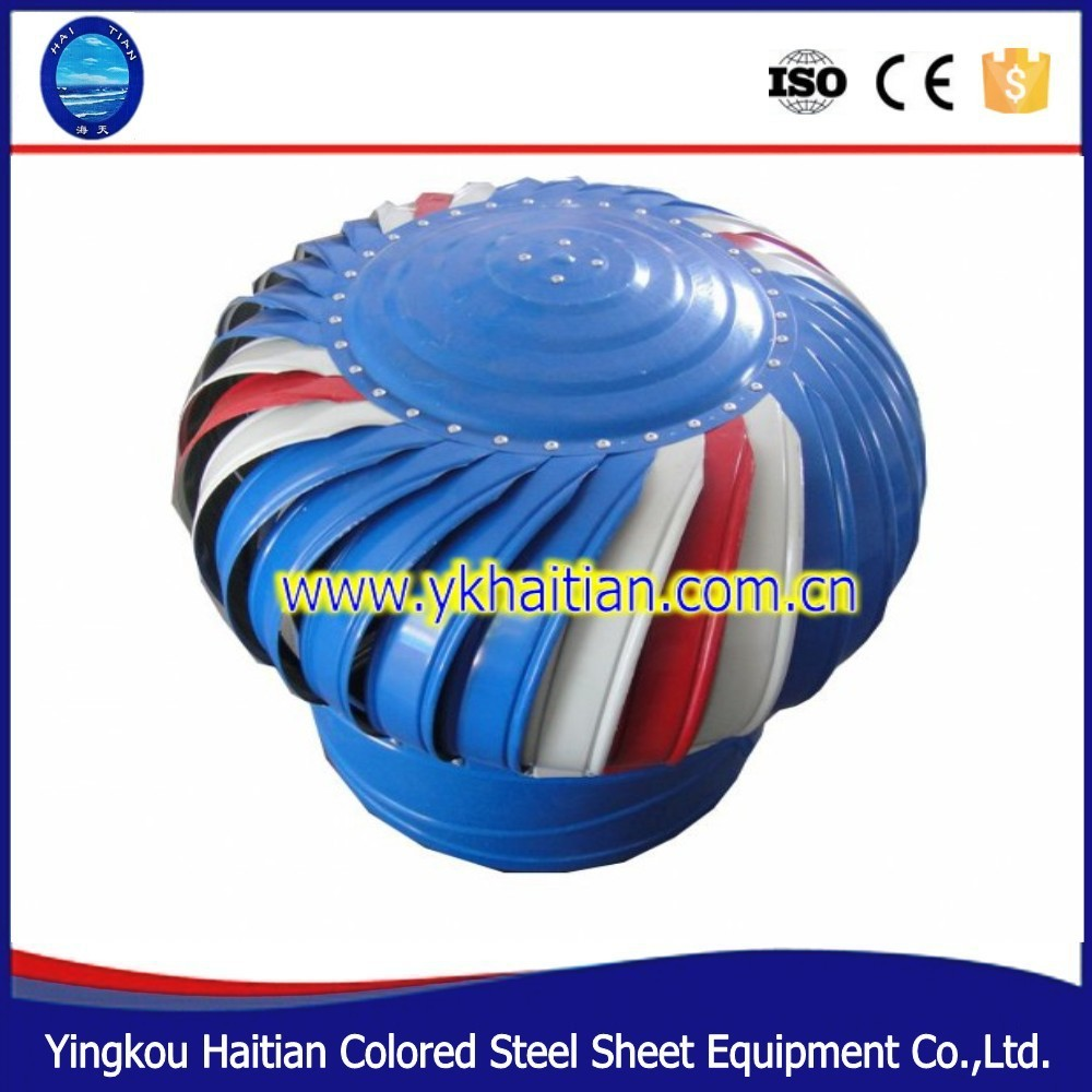 China Factory Warehouse Roof Ventilation Types Industrial
