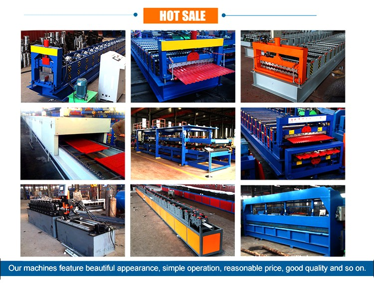 Best price PLC system metal door frame press rolling shutter making machine