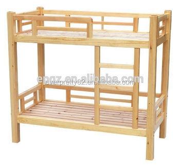 literas con para nios cama doble de madera