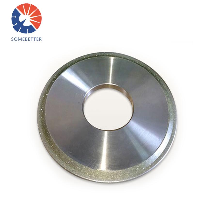 100 Diamond Resin Bonded Grinding Wheel Cup Wheel  for Metal Tungsten Carbide
