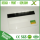Free Design~~~!!! Credit Card Size Plastic gold business cards/ reflective cards/ CR80 centurion card