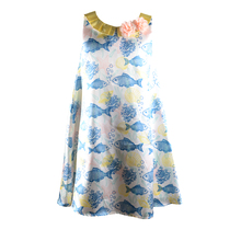 beauty kids clothes girls frock dress designs for party