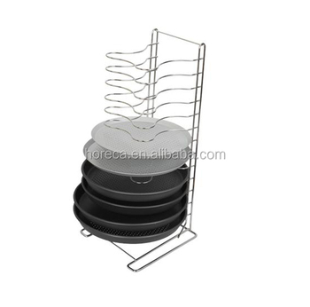 Cooking bakery shelf cooling rack wire pizza tray rack