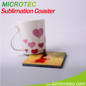 sublimation personal picture coaster blank wooden puzzle photos