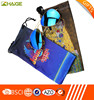 colourful printing microfiber mobile phone pouch
