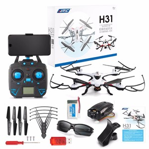 Great Rc hobbies JJRC H31W 0.3MP wifi camera Waterproof Resistance Headless Mode One Key Return 2.4G 4CH 6Axis RC drone