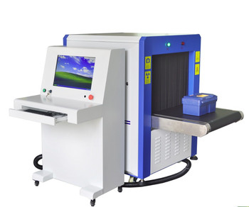 X Ray Airport Security Baggage Scanner X-ray Luggage Scanners MCD-6550