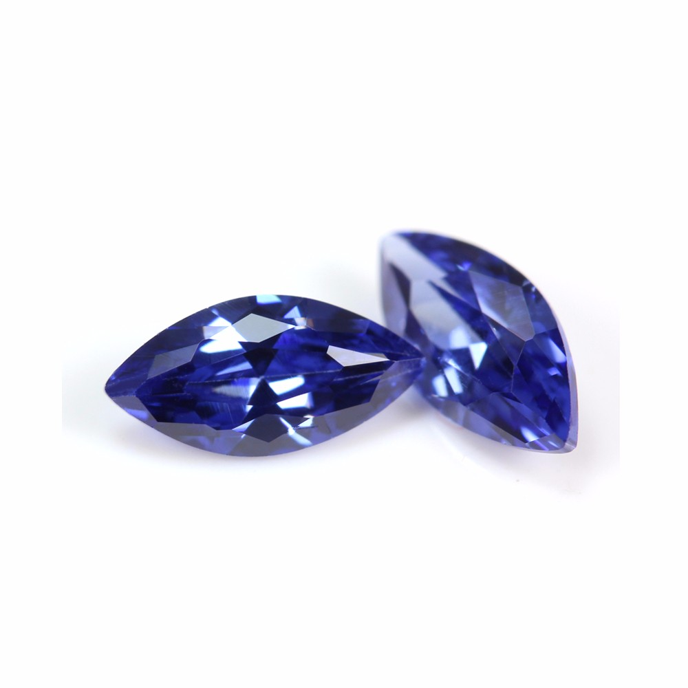tanzpear products cabochon pear cut rc joopy gems tanzanite rose