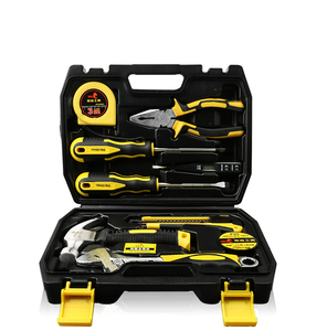 High Quality Portable 10pcs home owner's tool set