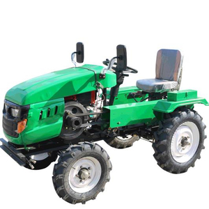 LHT121 12hp China factory new design any color mini tractors matched with implements for sale