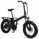Electric Folding Fat Cycle OEM Fat Tire Bike 20 Inch Alloy Ebike