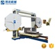 China factory export CNC diamond wire saw cutting machine