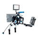 DlSR-1 Universal double handle shoulder pad DSLR camera photo accessories shoulder rig
