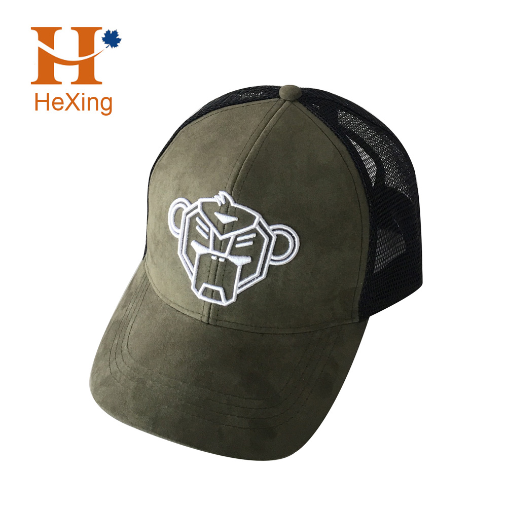 OEM factory delivery within 15 days custom men 3d embroidery logo baseball cap