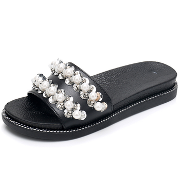 Ladies Casual Flat Slippers Girls